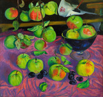 Lee Moesey - 'Apples'