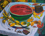 Lee Moesey - 'Autumn Watermelon'