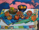Lee Moesey - 'Grenades and Persimmons'