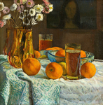 Lee Moesey - 'Oranges and Flowers'