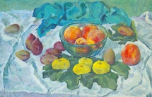Lee Moesey - 'Peaches with Figs'
