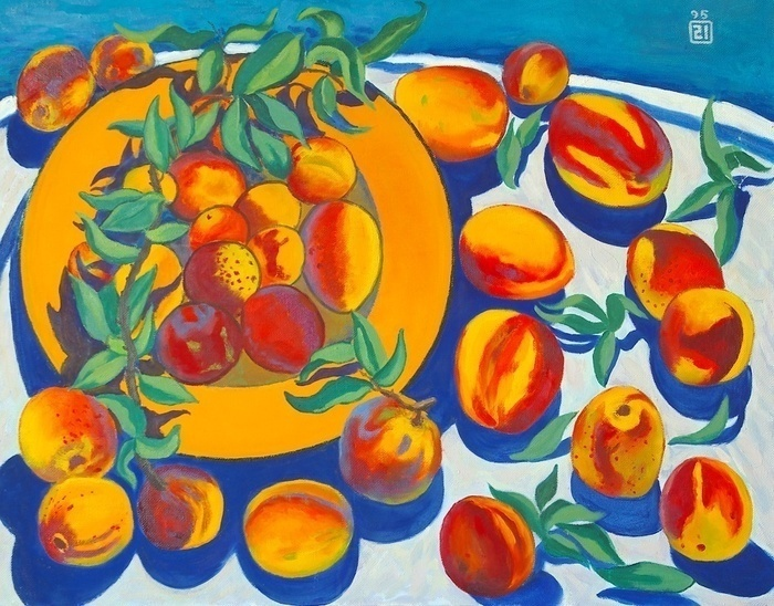 Lee Moesey - 'Peaches'