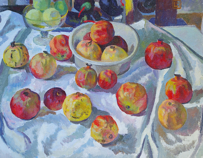 Lee Moesey - 'Pomegranates'