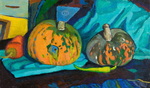 Lee Moesey - 'Pumpkins and Peppers'