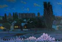 Lee Moesey - 'Spring Evening'