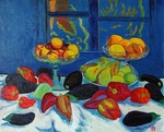 Lee Moesey - 'Vegetables and Fruits'
