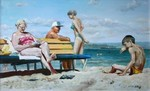 Lipko Andrey - 'On the Beach'
