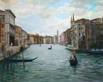 Lipko Andrey  - 'Views of Venice'