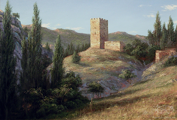Lysak Gennadiy - 'Watch-tower'