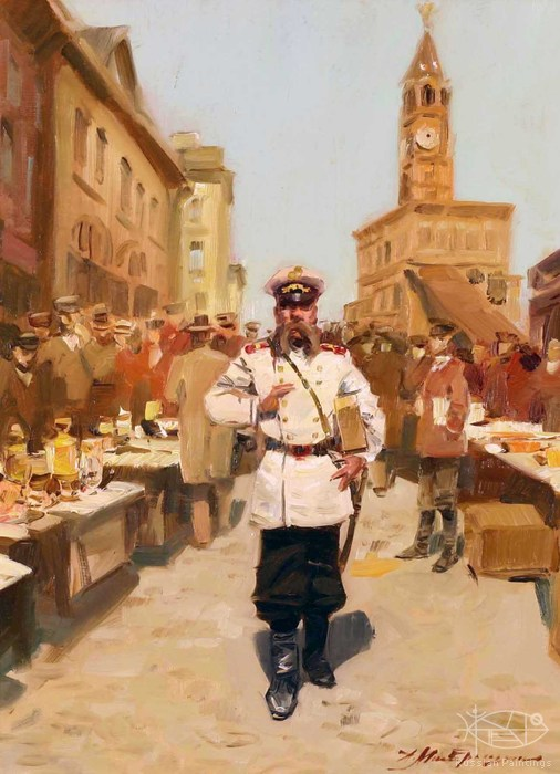 Matreshin Alexander - 'Fear of the Sukharevka Street'