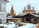 Matreshin Alexander  - 'In Novgorod City'