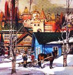 Matreshin Alexander - 'The Image of Suzdal'
