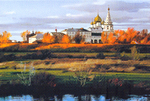 Matreshin Alexander  - 'The Kremlin Ensemble in Suzdal'