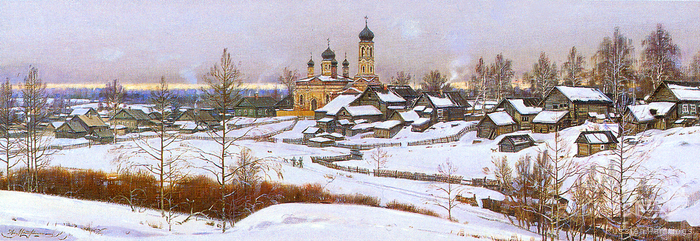 Matreshin Alexander - 'The Novgorodskaya Region'