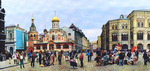 Matreshin Alexander  - 'The Red Square'
