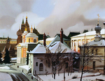 Matreshin Alexander - 'The Romanov Yard'