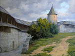 Osinin Pavel - 'In the Pskov Kremlin'
