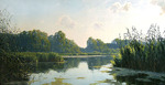 Osinin Pavel  - 'Lake in Moscow Outskirts'