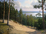 Osinin Pavel - 'The Lysaya Mountain in Kareliya'