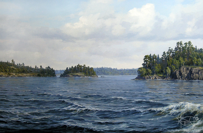 Osinin Pavel - 'Valaam Islands'