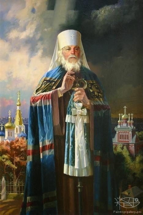 Panfilcev Nikolay - 'Archbishop of Petersburg and Ladoga John'