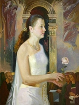 Panfilcev Nikolay - 'Bride'