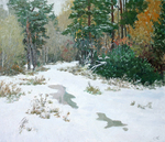 Pawlov Peter - 'Early Snow'