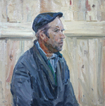 Pawlov Peter - 'Portrait of Workman'