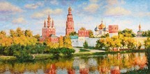 Razzhivin Igor Vladimirovich - 'Away from the Bustle of the City'