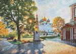 Razzhivin Igor - 'Beauty of Light. The Novodevichy Convent'
