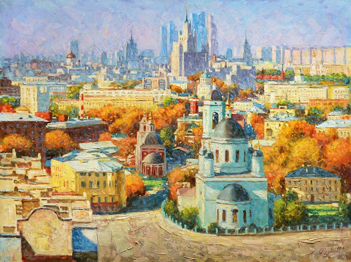 Razzhivin Igor Vladimirovich - 'Chords of Autumn'