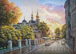 Razzhivin Igor - 'City Autumn'