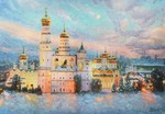 Razzhivin Igor - 'Frosty Beauty of the Kremlin'