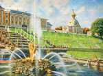 Razzhivin Igor - 'In the Kingdom of Fountains. Peterhof'