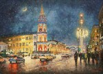 Razzhivin Igor - 'New Year's Eve Mood'