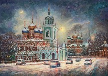Razzhivin Igor Vladimirovich - 'Welcome, Winter!'
