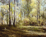 Romanow Vladimir - 'Beginning of Autumn'
