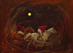 Romanow Vladimir  - 'Races at Night'