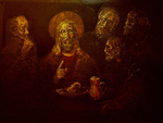 Romanow Vladimir - 'The Last Supper'