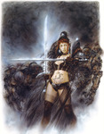 Royo Luis - 'Eastern Cross'