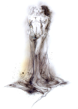 Royo Luis - 'Two Moons'