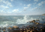 Sarychev Alexander - 'Breath of the Sea'