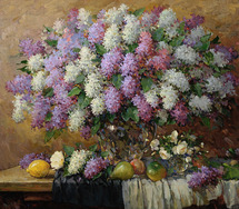 Shevelev Alexander - 'Lilac in Glass'
