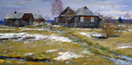 Shevelev Alexander - 'The Kolokolusha Village'