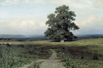 Shishkin Ivan - 'Amidst the Plane Vales'