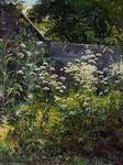 Shishkin Ivan - 'Corner of Overgrown Garden. Goutweed-grass'
