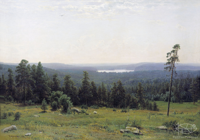Shishkin Ivan - 'Forest Distances'