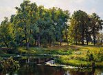 Shishkin Ivan - 'In the Park'