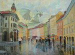 Shtyrov Evgeniy - 'Protection of the Dragon. Ljubljana'