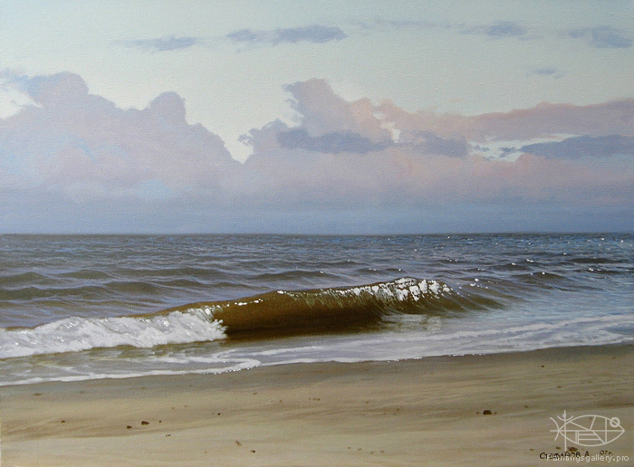 Stefanov Alexander - 'Lonely Wave'